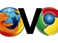 Firefox v Chrome