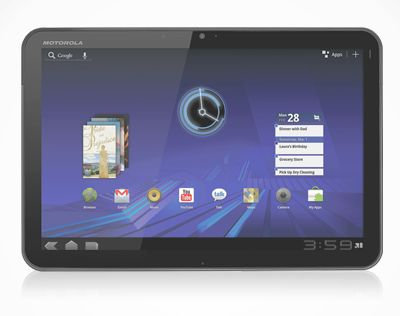 Motorola Xoom To Hit US Stores Mid February | Silicon UK Tech News