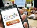 Google NFC Wallet top