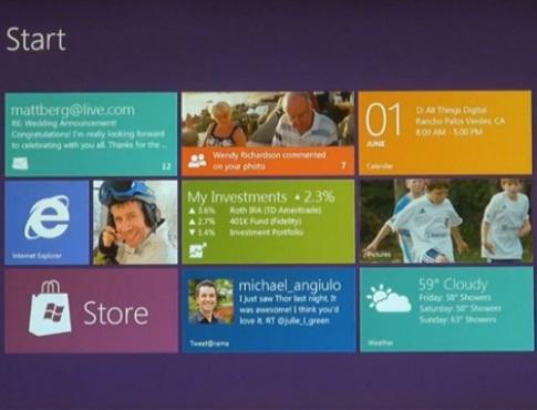 windows 8Microsoft