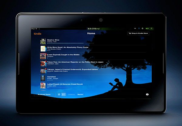 Amazon Android Tablet Arriving On Wednesday?   Silicon UK Tech News