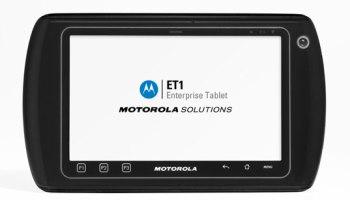 Motorola Aims ET1 At Enterprise Market   Silicon UK Tech News