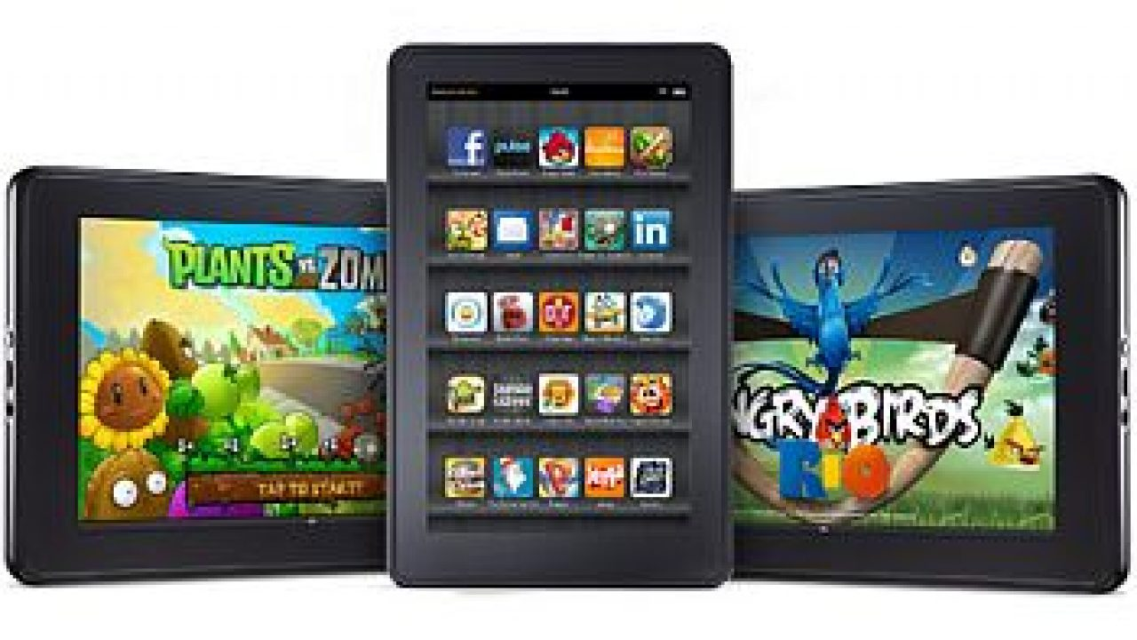 Kindle Fire To Lead Android Tablet Charge | Silicon UK Tech News