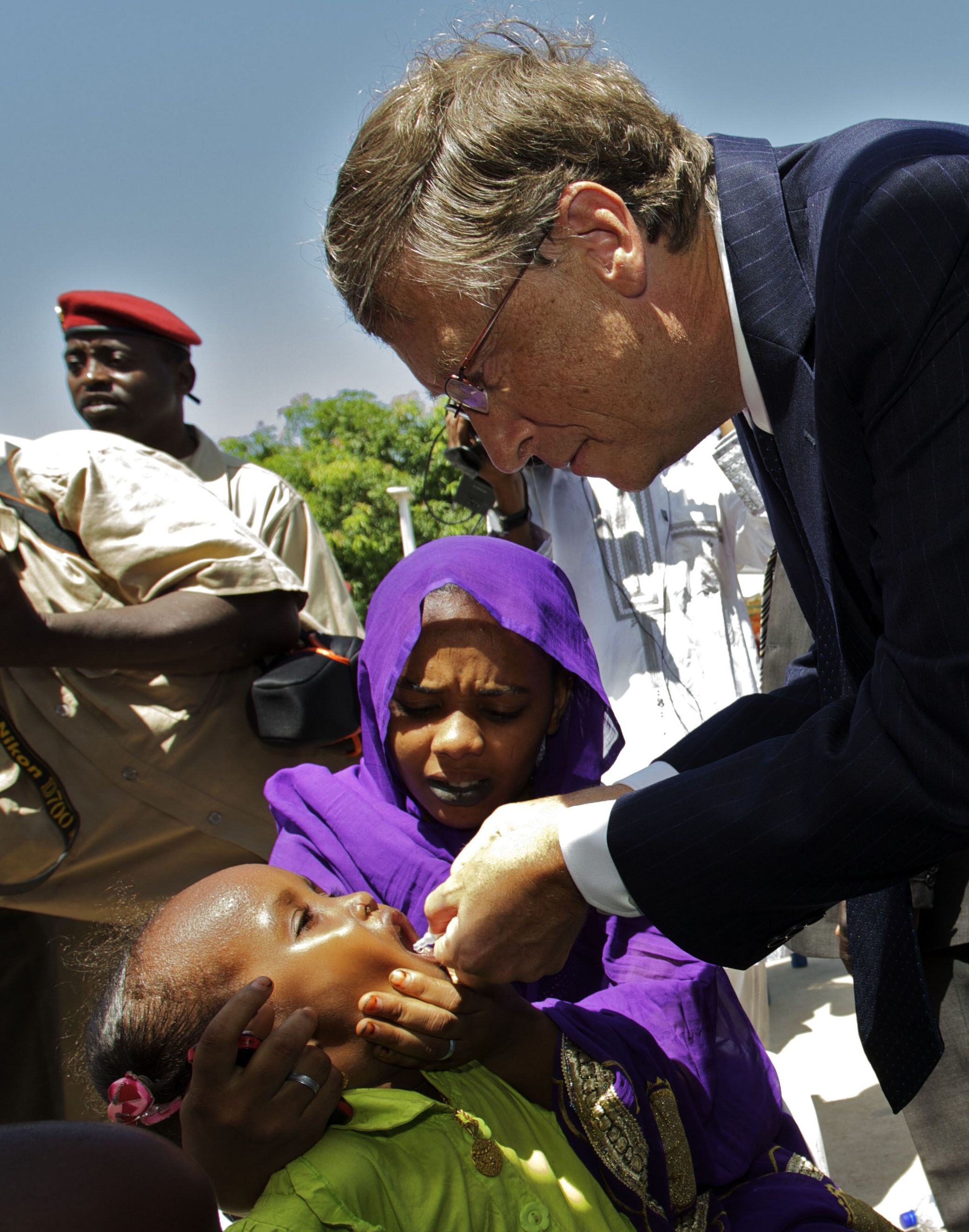 Bill Gates - Bill & Melinda Gates Foundation