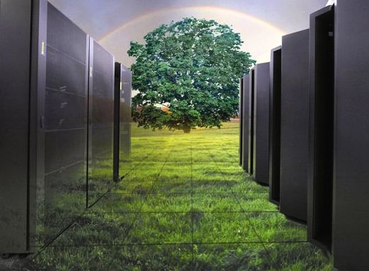 Green Datacentre, renewable energy