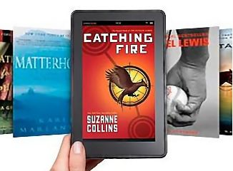 Amazon Kindle Fire Catching Fire featured