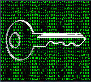 google, encryption key