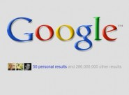 Google Search plus Your World featured