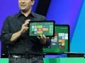 Samsung concept Windows 8 tablet - portrait