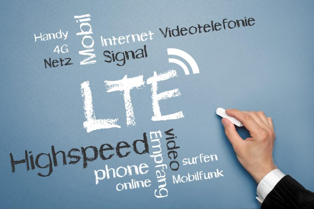 LTE4G © Fotolia.com