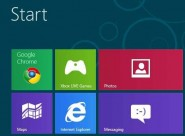 Windows 8 Chrome Metro