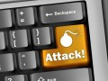 "Keyboard Illustration ""Cyber Attack"" © Ben Chams - Fotolia"