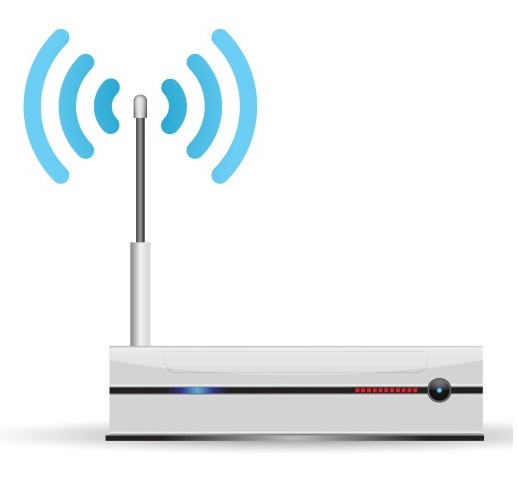 router wireless © bagpereira - Fotolia 2