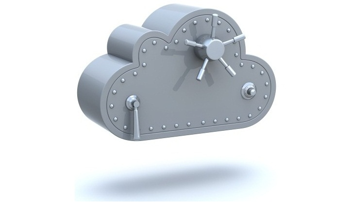 Safe cloud computing concept- Fotolia