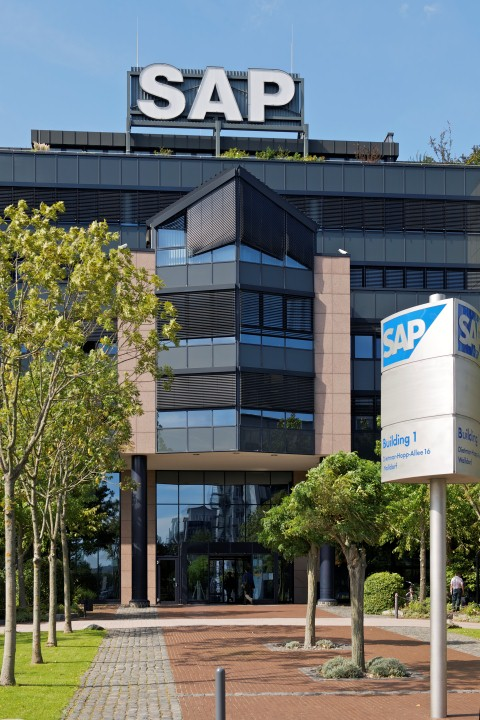 Sap ag buildings in walldorf germany on september 6 2011 - Mexico mobel walldorf ...