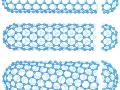 Representation of Nanotubes. Credit - UMD