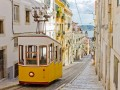 Lisbon portugal funicular © mlehmann78 - Fotolia.com