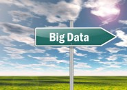 """Signpost """"Big Data"""""""