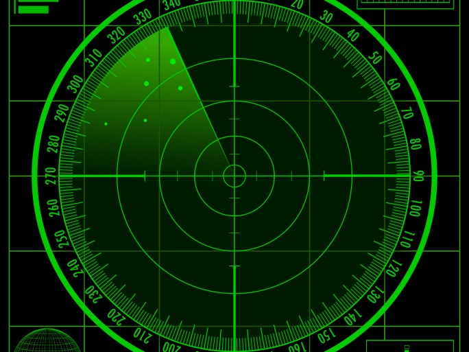 Radar Screen scan danger © MSA - Fotolia.com