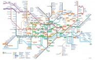 Tube WiFi Map