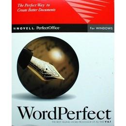 Novell+Wordperfect+6+1+Windows