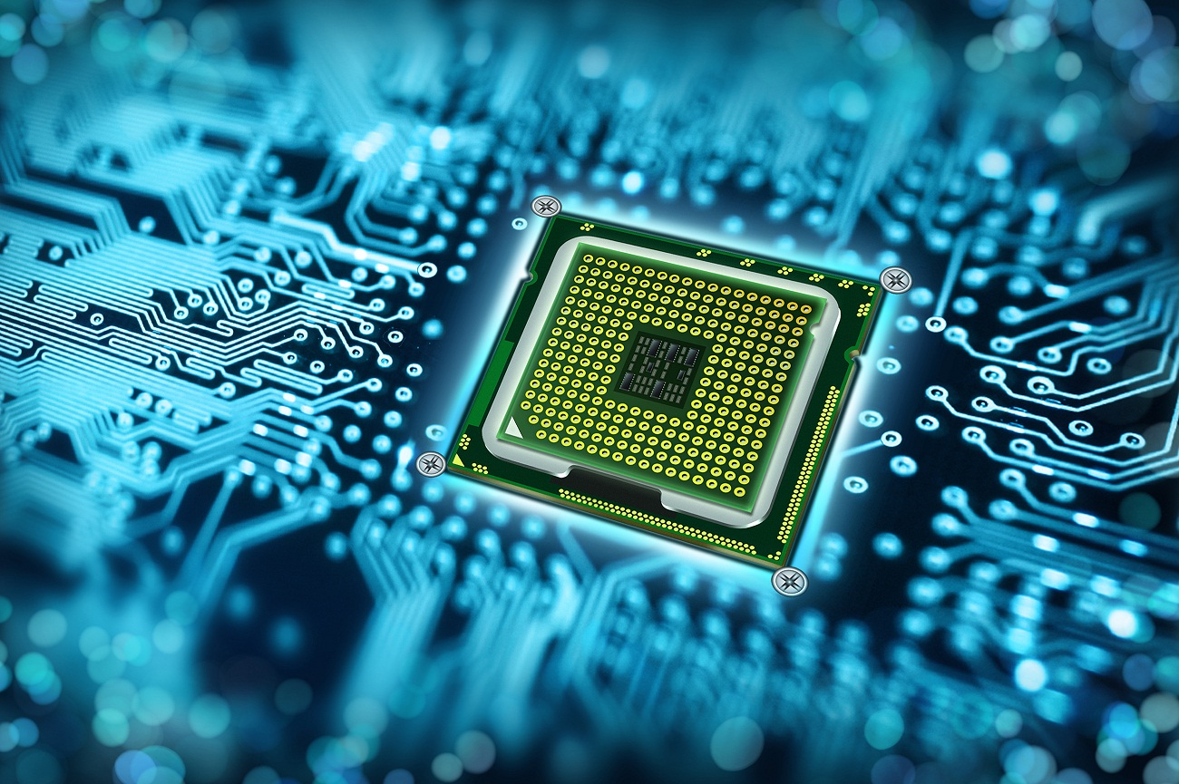 abstract processor © Edelweiss - Fotolia.com