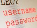 SQL username password - Shutterstock: © hauhu