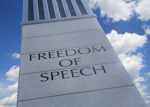 Censorship, freedom of speech © Melinda Fawver Shutterstock 2012