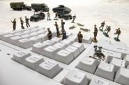 cyber war crime - Shutterstock: © Olivier Le Queinec