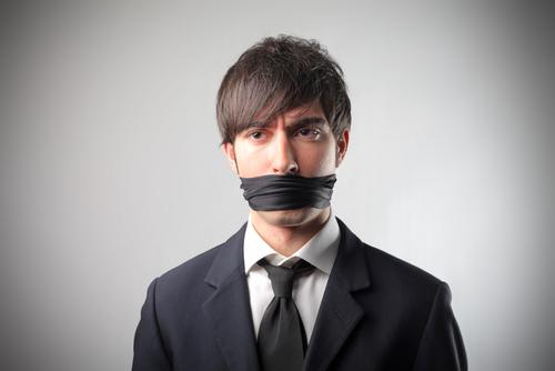 Censorship © olly Shutterstock 2012