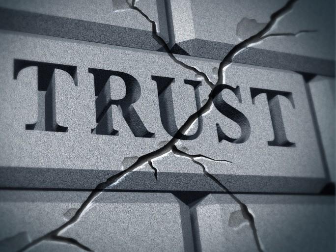 trust security - Shutterstock: © Lightspring