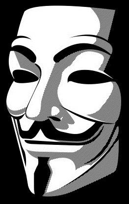 Anonymous Guy Fawkes mask © lukeskydrawer - Fotolia