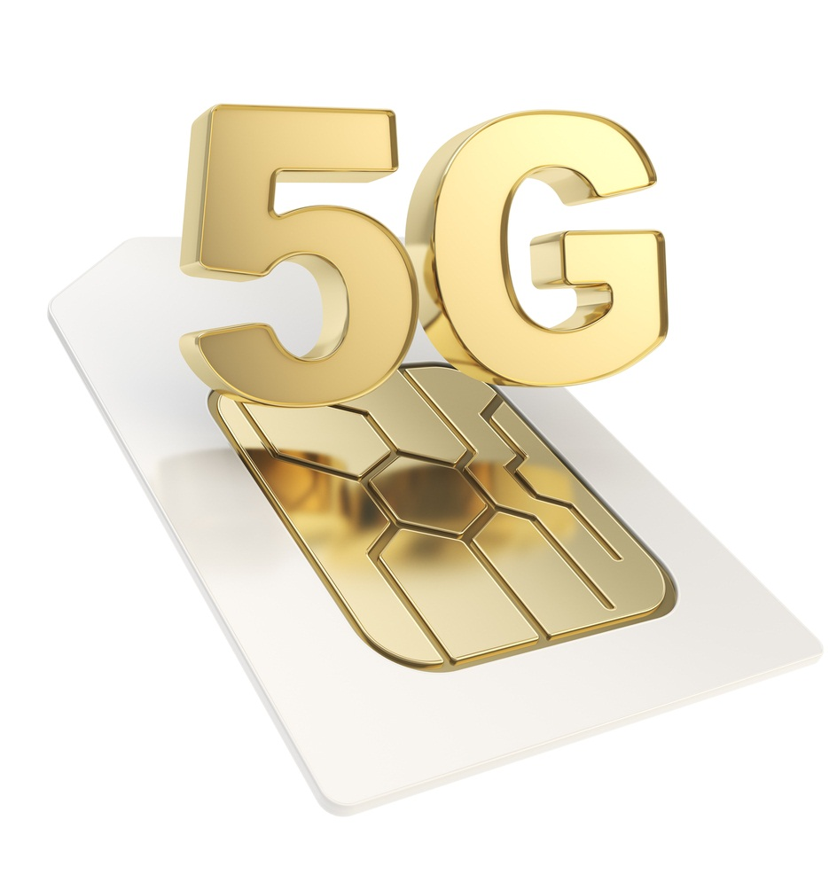 5G - Shutterstock © glossyplastic