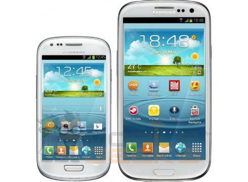Samsung Galaxy S III Mini Landscape MobileGeeks