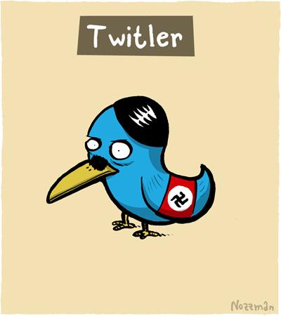 Twitler by Nozzman
