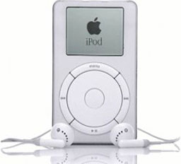 first ipod apple