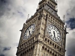 g-cloud government westminster big ben © Shutterstock QQ7