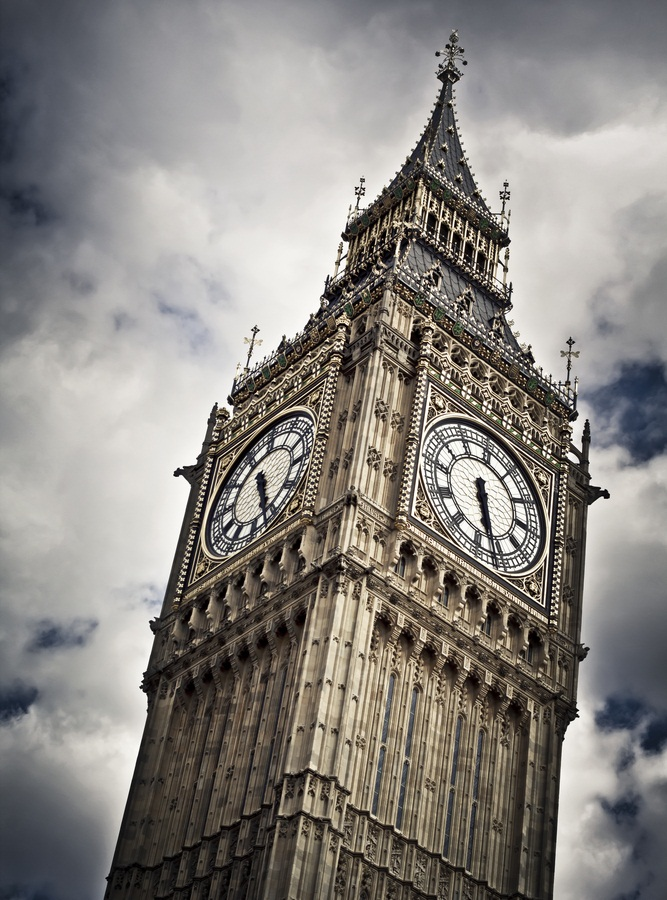 g-cloud government westminster big ben © Shutterstock QQ7