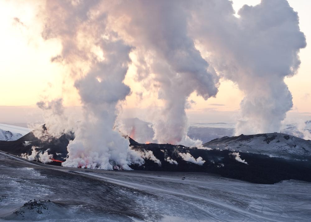 Iceland geothermal energy © Gislij20 Shutterstock