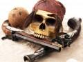 Dead pirate - Shutterstock ©Thorsten Schmitt