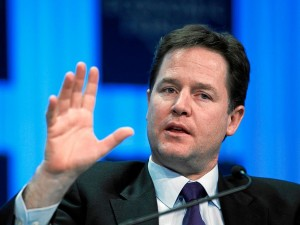 Nick Clegg Liberal Democrats from World Economic Forum via Wikipedia