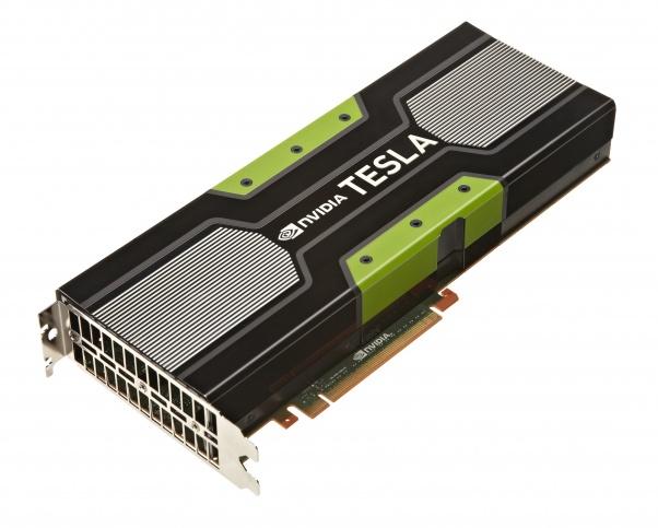 Nvidia tesla kepler k20x supercomputer GPU