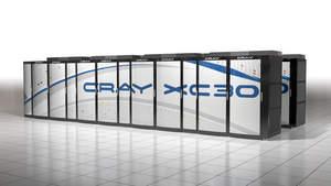 cray XC30 Cascade supercomputer