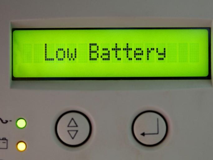 UPS uninterruptible power supply battery energy © nikkytok Shutterstock