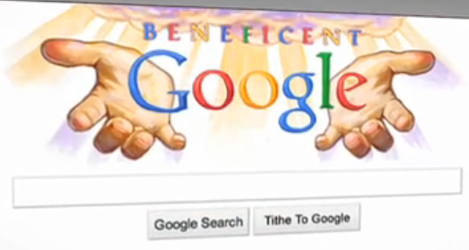 beneficent google ©- the Onion