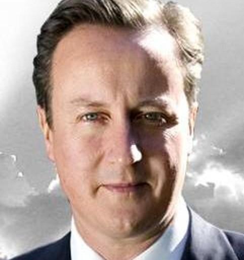 David Cameron cloud