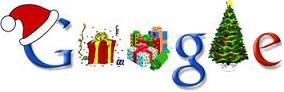 google christmas doodle