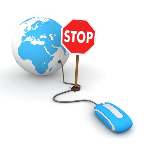 Internet censorship © Matthias Pahl Shutterstock 2012
