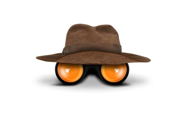 Spy © razihusin Shutterstock 2012