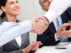 purchase acquisition handshake agreement business © EDHAR Shutterstock